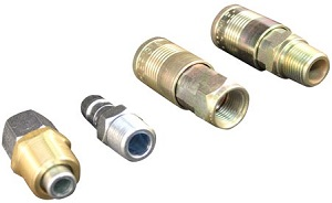 Couplers, Plugs, and Reducers