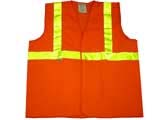 ANSI Compliant Safety Vests-Class 2 & 3