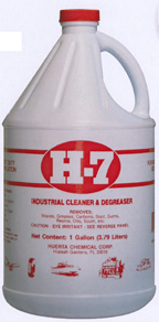 H7  INDUSTRIAL CLEANER