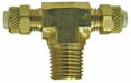 Poly Flow Tube Fittings